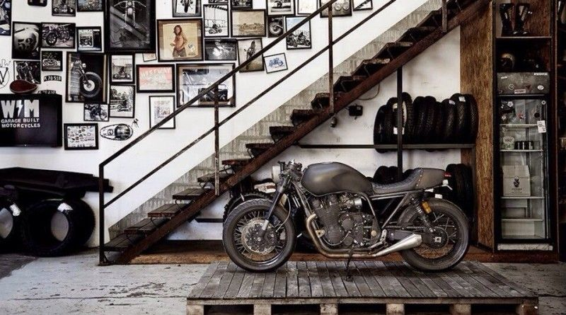 20 Industrial Garage Designs To Get Inspired | Garage interior ...