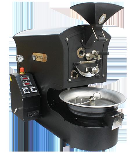 Giesen W1a M Coffee Roaster Giesen Coffee Roasters Coffee Bean Roasters Coffee Roasters Coffee Roasting Machine
