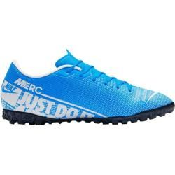 Photo of Nike Men's Mercurial Vapor 13 Academy Tf Soccer Shoes, Size 39 In Blue Hero / white-Obsidian, Size