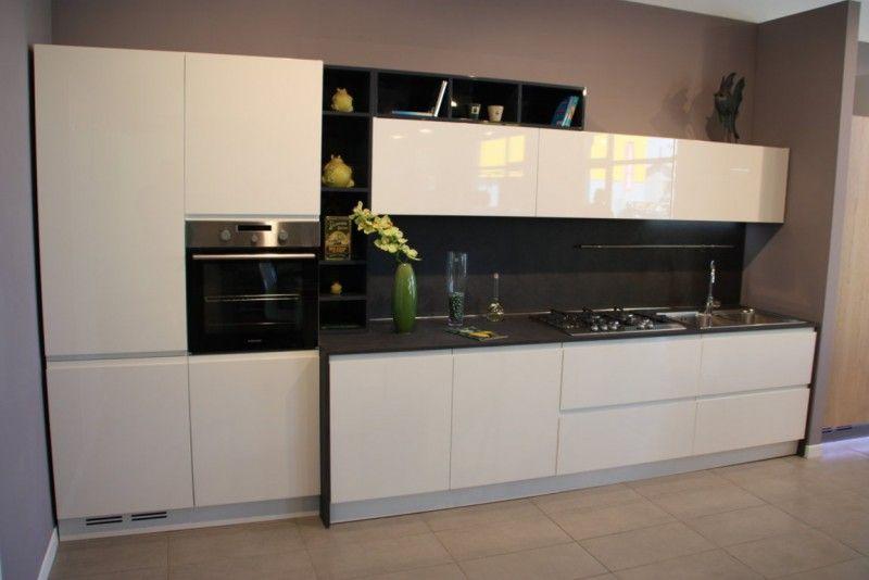 cucina laccata lucida bianca Cucine | *KITCHEN!* | Pinterest | Cucina