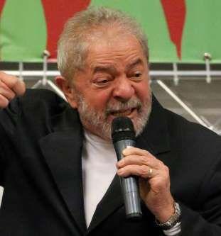 Lula - Paulo Whitaker / Reuters