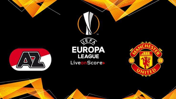 Az Alkmaar Vs Manchester Utd Preview And Prediction Live Stream Uefa Europa League 2019 2020 Allsportsnews Football Previewan Europa League Alkmaar League