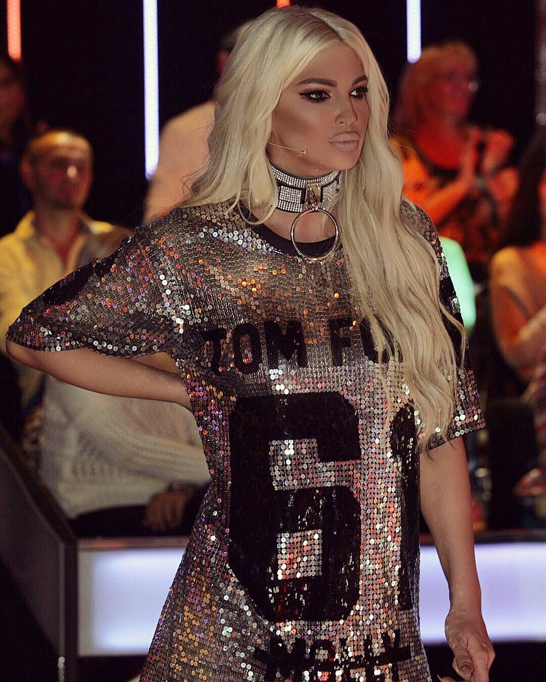 f1665158 jelena karleusa Tom Ford   ::Solace:: in 2019   Fashion outfits ...