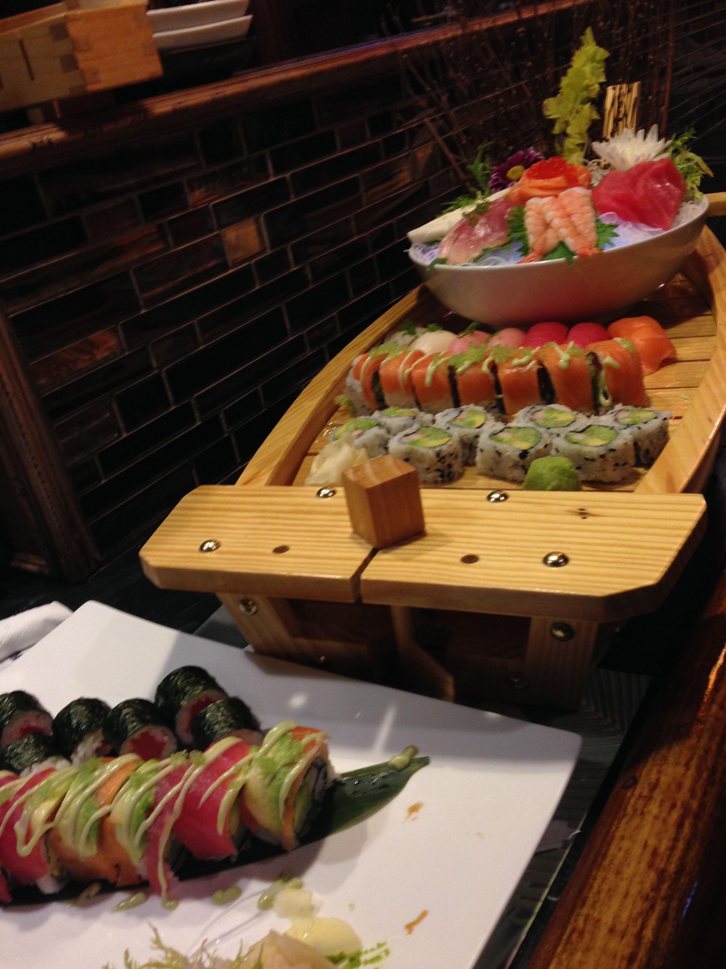 Love sushi @Sukho Thai, North Canton, OH