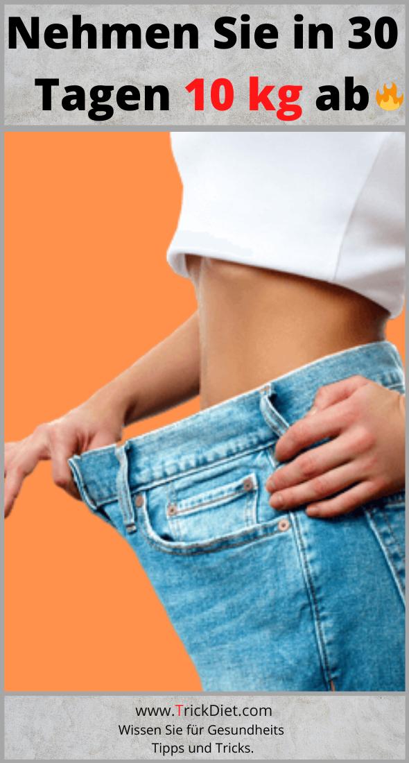 Wie man Gewicht verliert, ohne Dehnungsstreifen zu bekommen