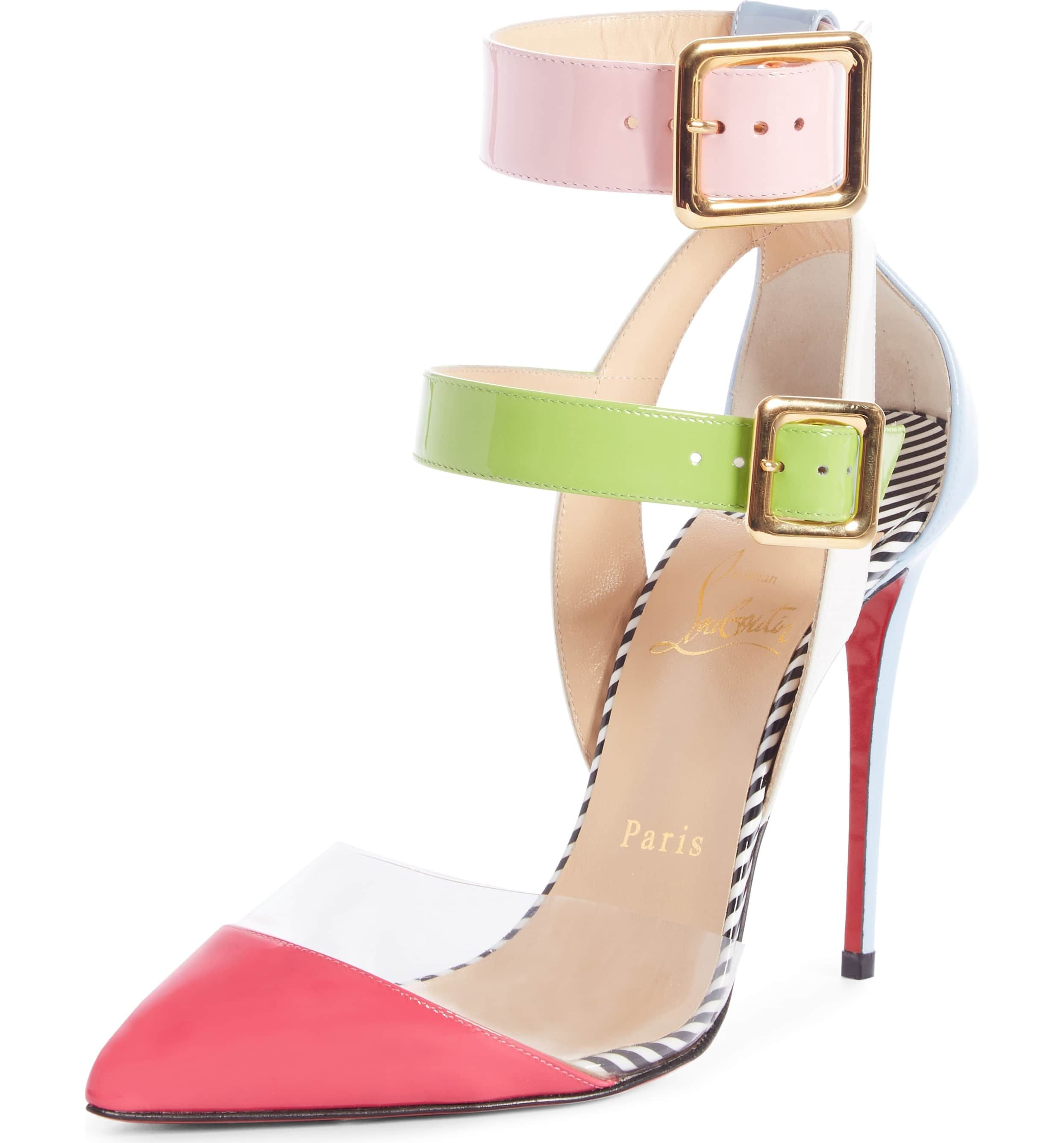 timeless design f4831 f27cb Christian Louboutin Multimiss Buckle Sandal | Shoes - Heels ...