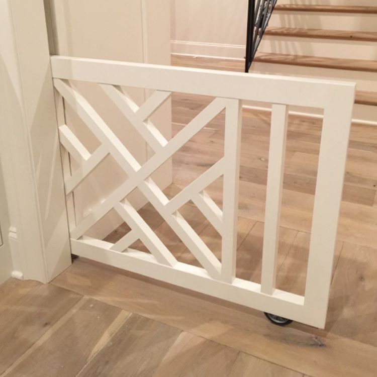 A Pocket Baby/pet Gate With Style? Via: // Xo, ❤ What A Great Idea For An  Old Home With A Pocket Door Thatu0027s Not Really Needed!