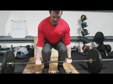 Proper Way To Do Deadlifts A Complete Deadlift Form Tutorial