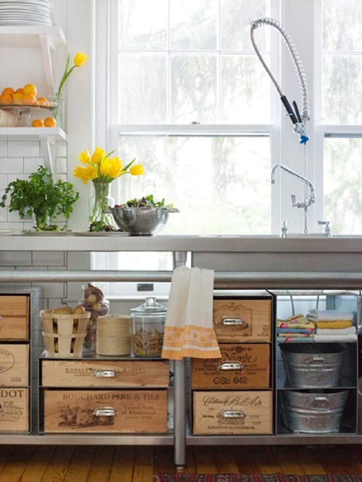 7 DIY Kitchen Organizing and Storage Projects | DIY Ideas ...