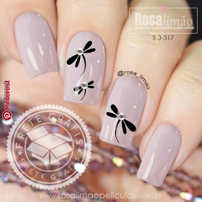 90 Vigorous Early Spring Nails Art Designs For This Season 2019