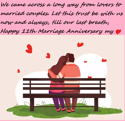 11th Marriage Anniversary Wishes Quotes Images Best Wishes Marriage Anniversary Wishes Quotes Anniversary Wishes Quotes Marriage Anniversary