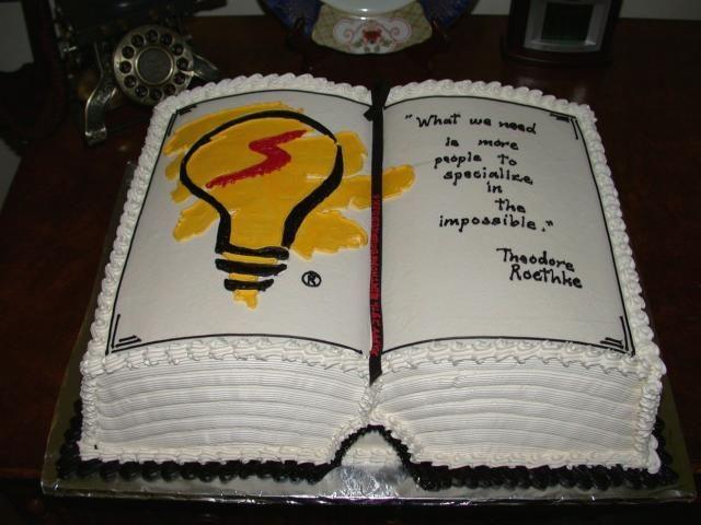 Open Book Graduation Cake Mit Bildern