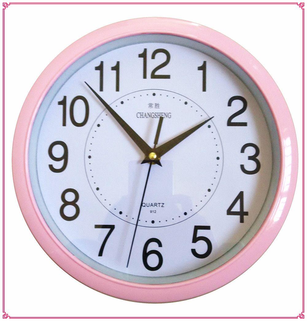 99+ Kids Room Wall Clocks - Interior Design Bedroom Color Schemes Check more at http://nickyholender.com/kids-room-wall-clocks/