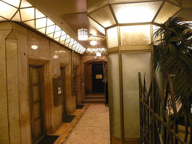 James Oviatt Building Los Angeles Ca Deco Art Deco Building