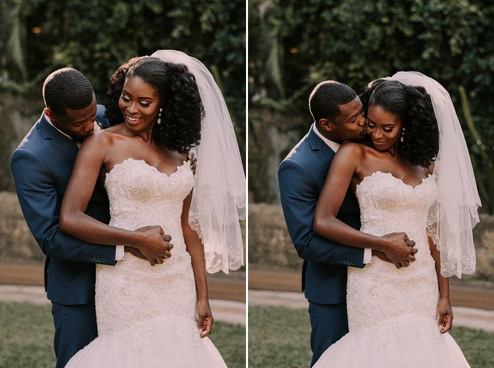 Sunken Gardens Wedding St Pete Black Couple Goals Groom In Navy Suit Wedding Photographers Photographer Wedding