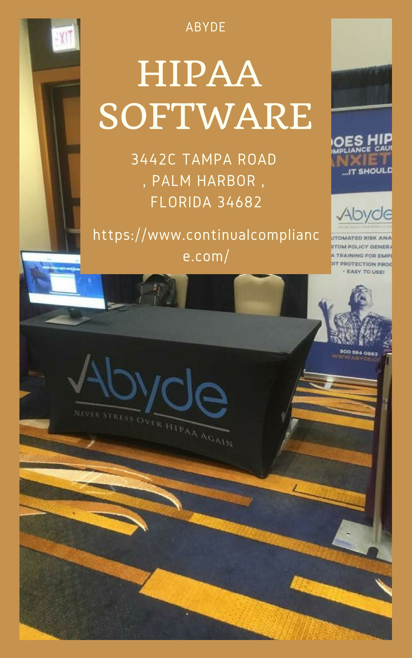 The Abyde software solution provides a simple path to