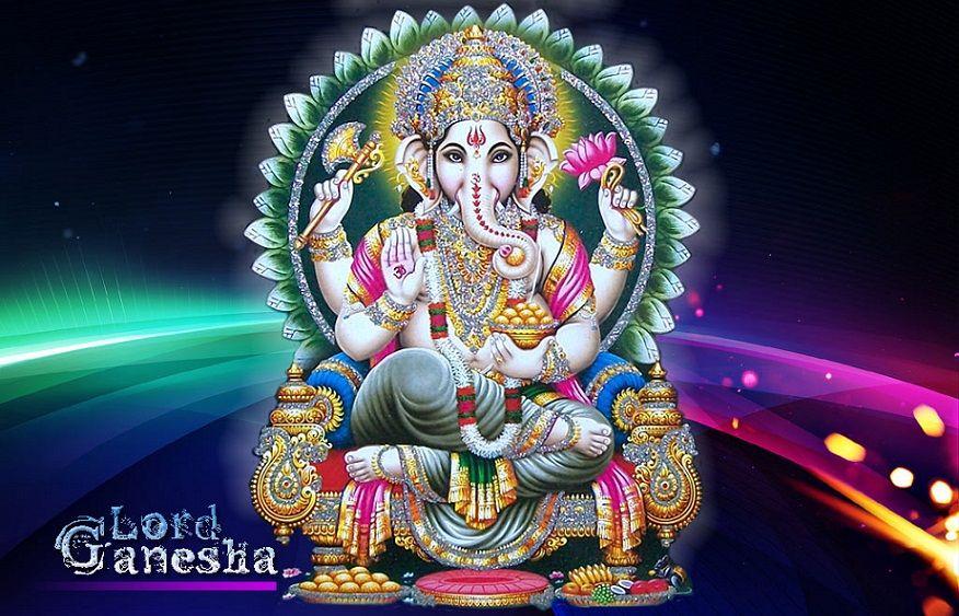 Ganesh Ji Clipart Full Size - ClipartFox