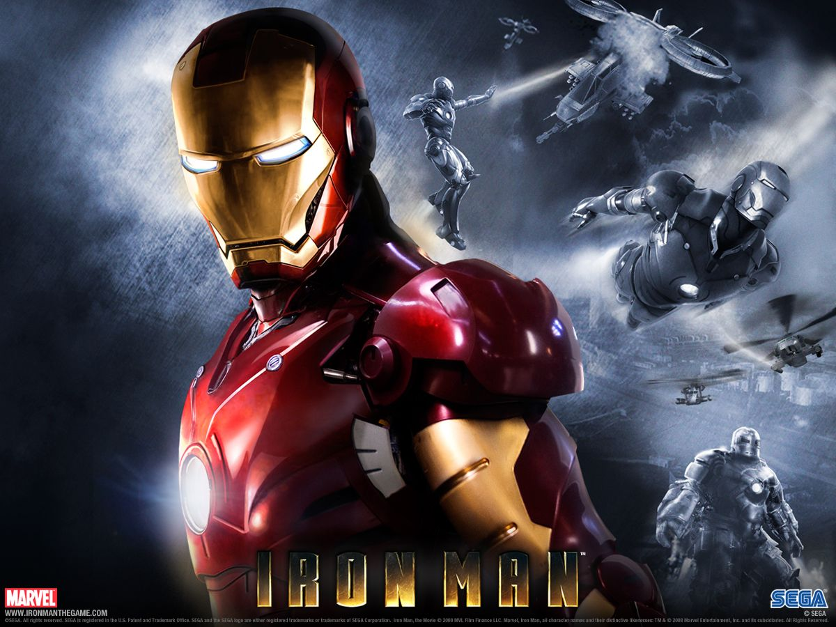 ironman Ironman Un personaje superheroe del universo