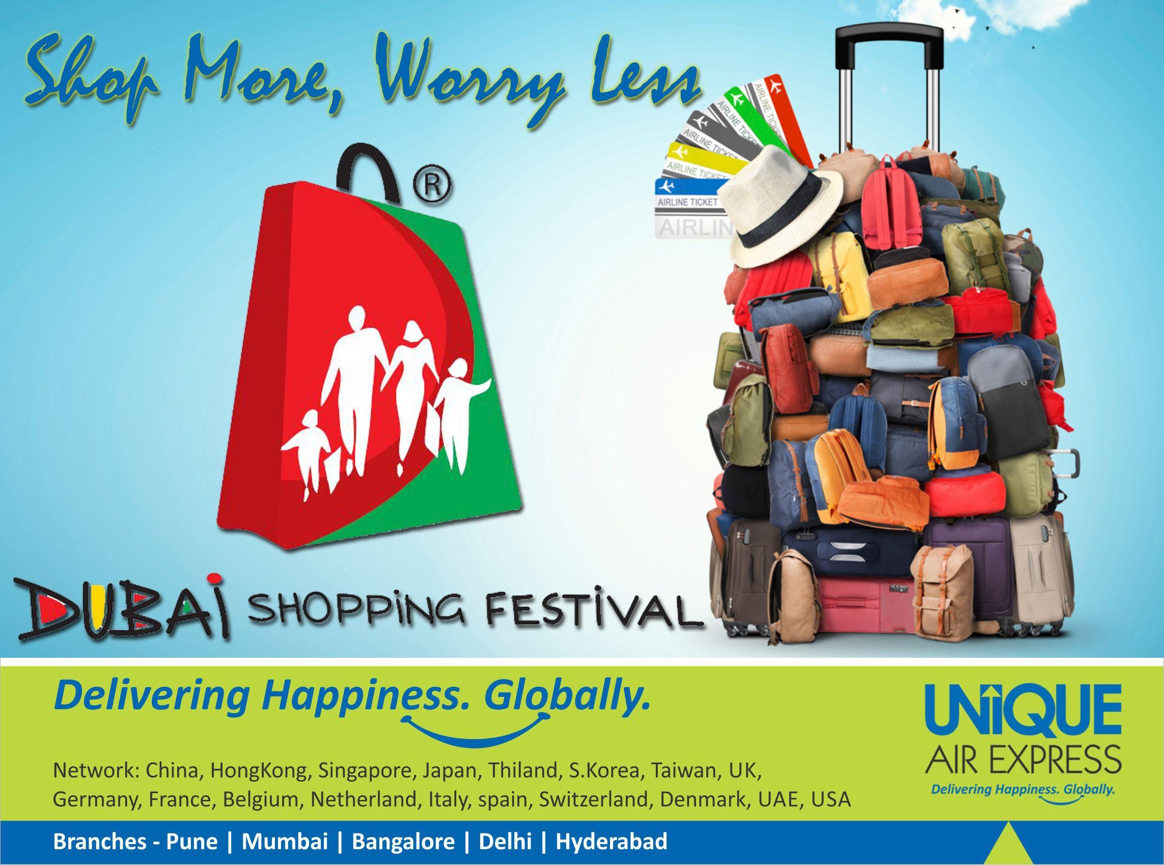 The Biggest Shopping Bonanza, Dubai Shopping Festival  Grab