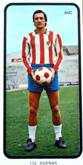 DUEÑAS (Granada C.F. - 1973)