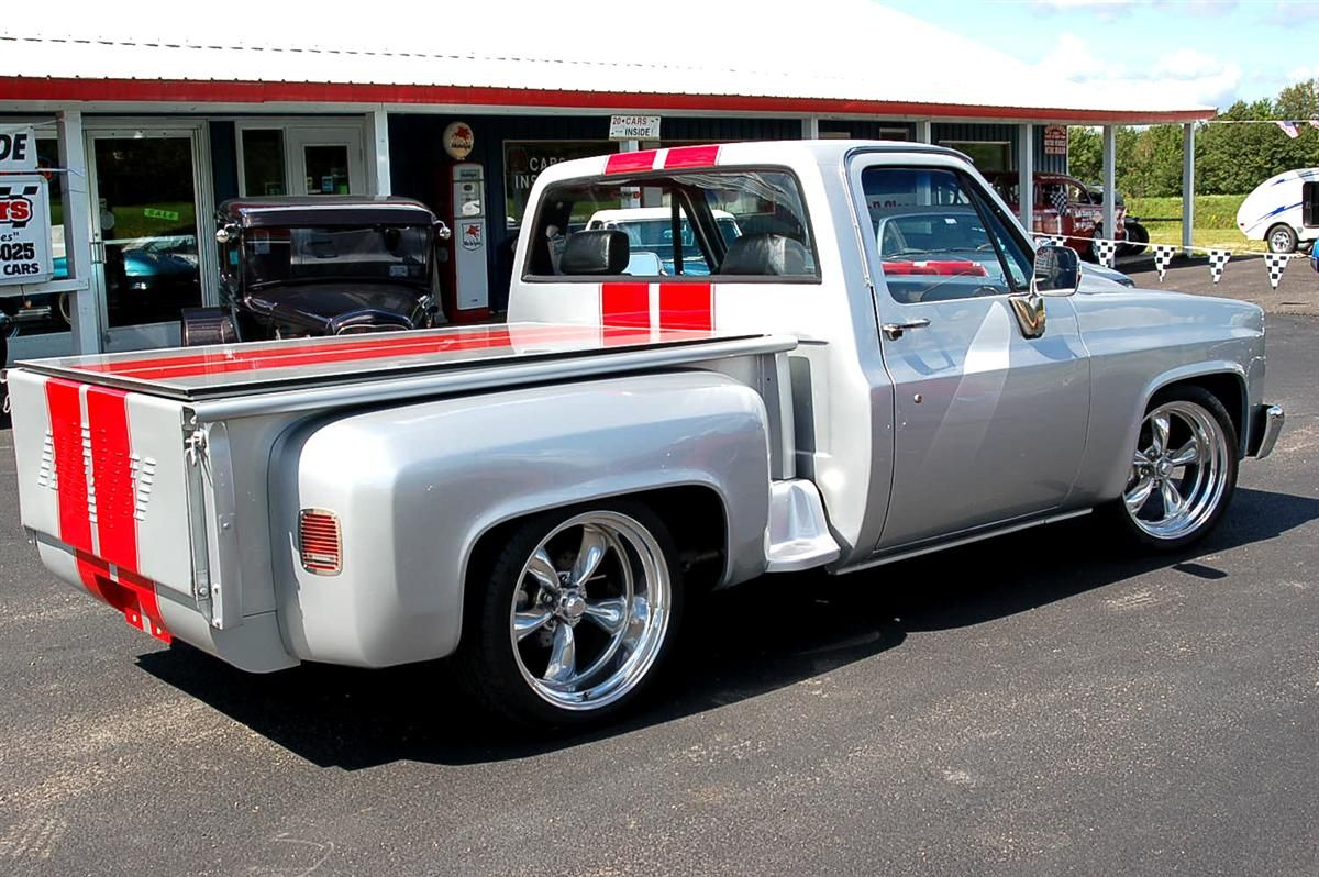 73 through 79 c10 | 1982 CHEVROLET C-10 CUSTOM SHORTBED PICKUP ...