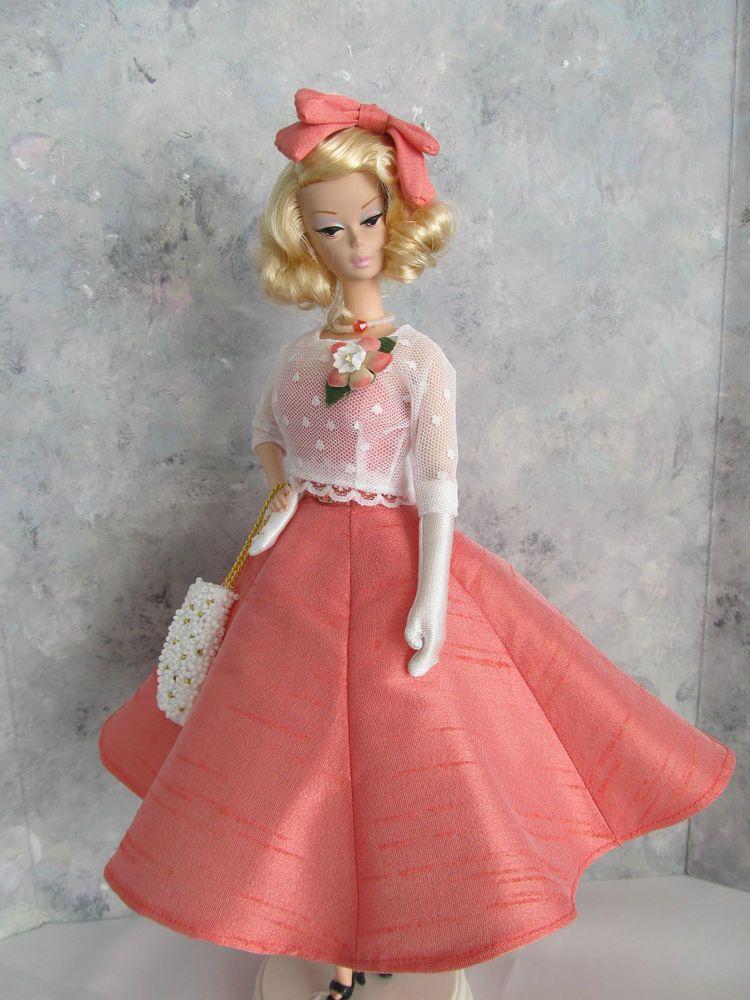 Vintage Barbie/Silkstone Summer s Eve! OOAK Handmade by Ann | Barbie ...