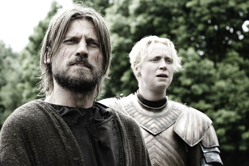 Game of Thrones Season 5 Spoilers: Do Brienne and Jaime Fall in Love