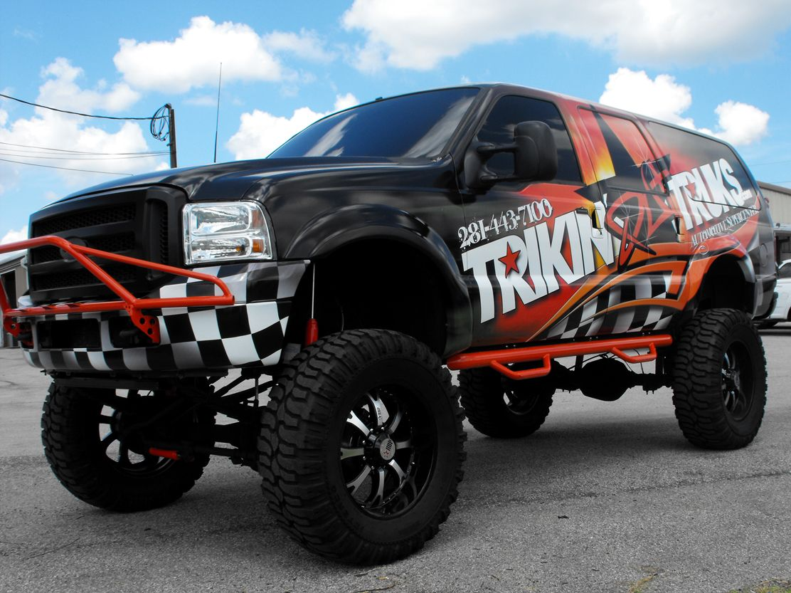 ford expedition vehicle wrap - Google Search | Ford Rugged Project ...