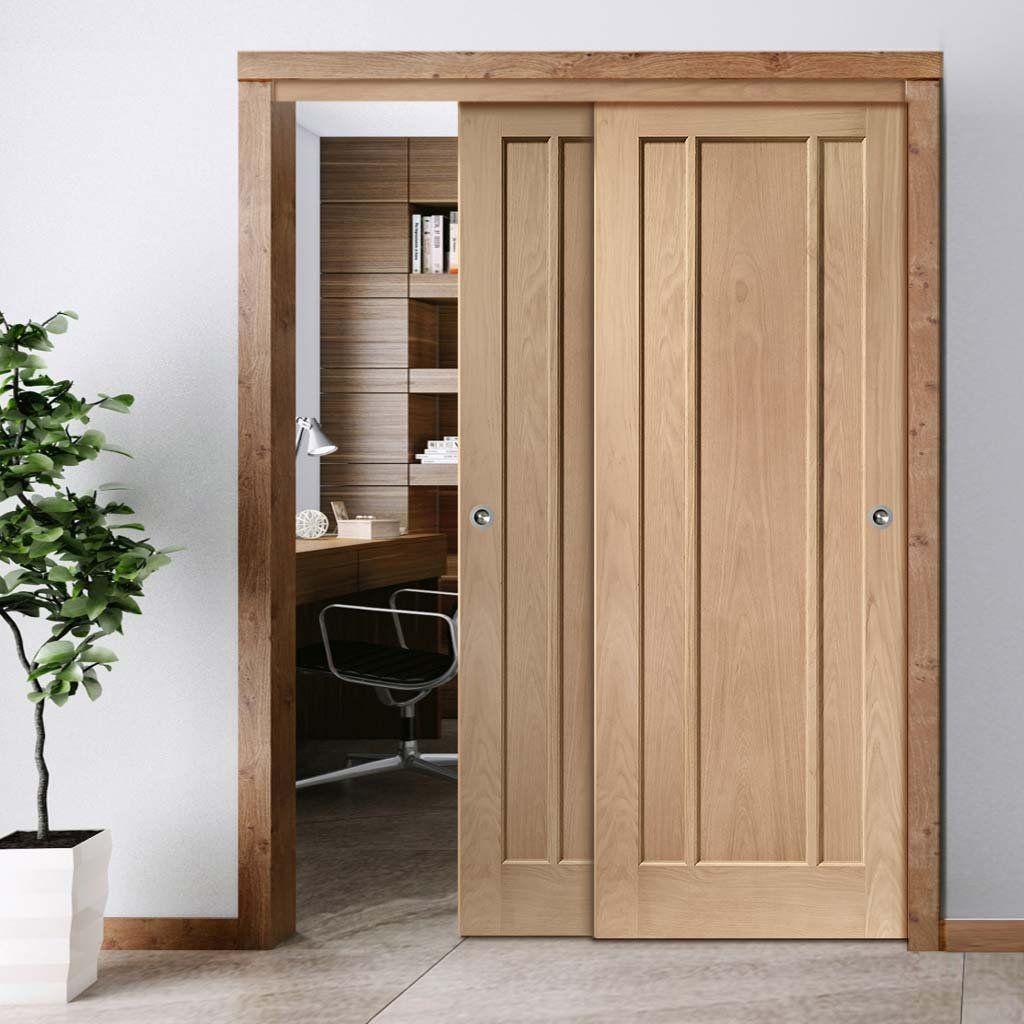 Various sizes Oak doors