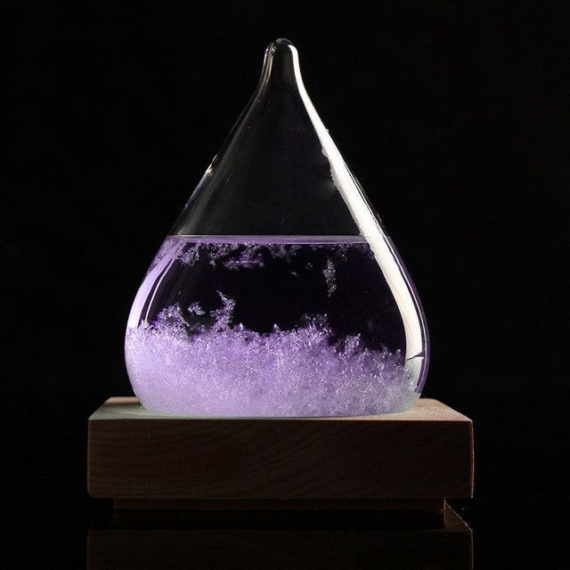 Weather Forecast Glass Crystal