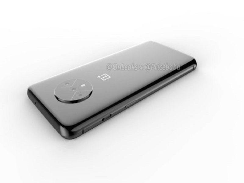 تسريب المزيد من الصور لهاتف Oneplus 7t Apple Tv Iphone Phone