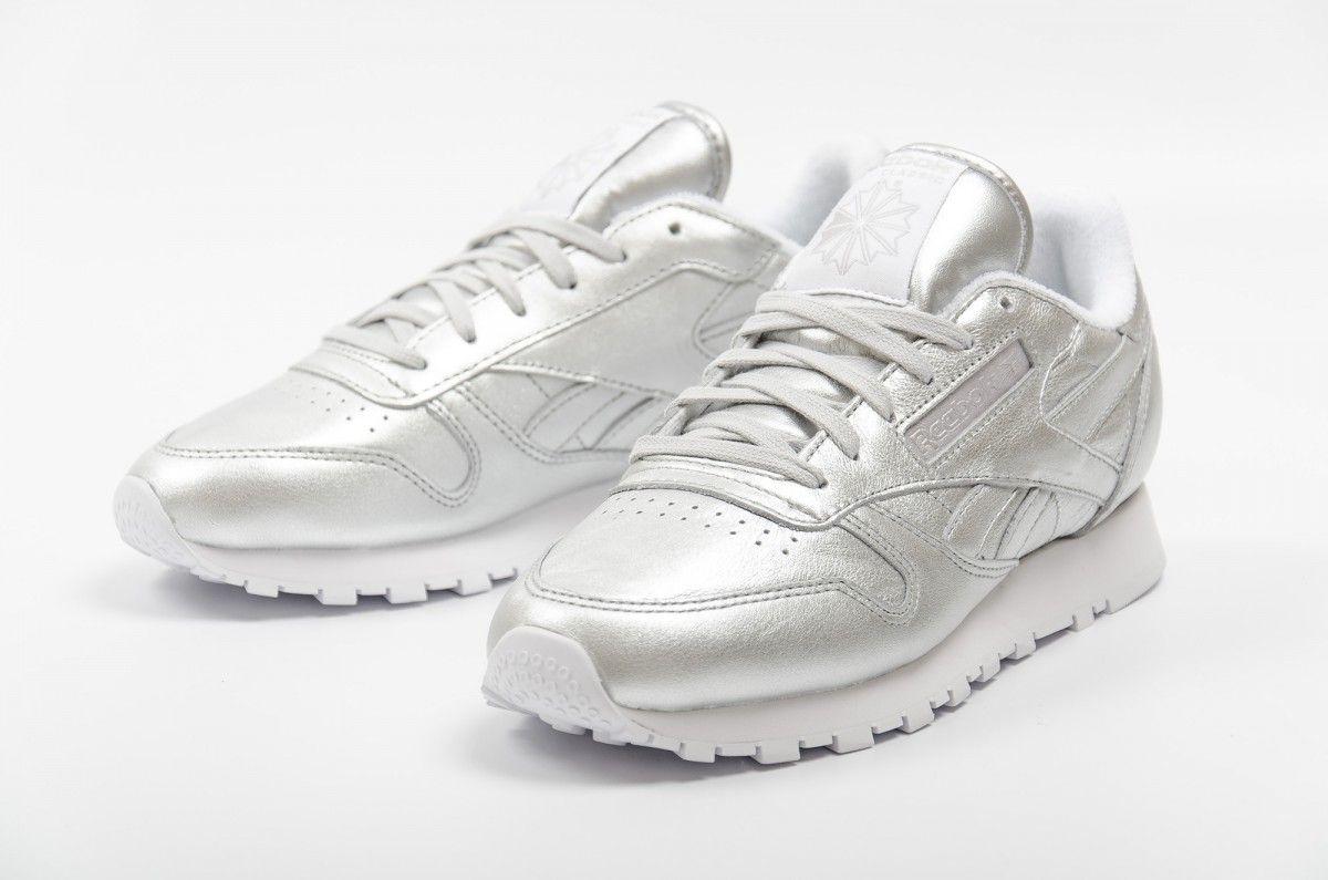 Nice Kicks Reebok x FACE Stockholm CL Leather Spirit