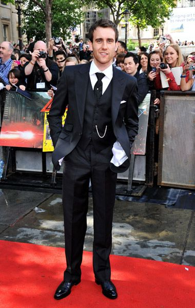 Then And Now Harry Potter Actors At The First Movie Premiere And The Last Matthew Lewis Harry Potter Actors Movie Premiere