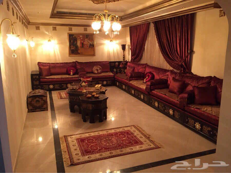 Arab salon