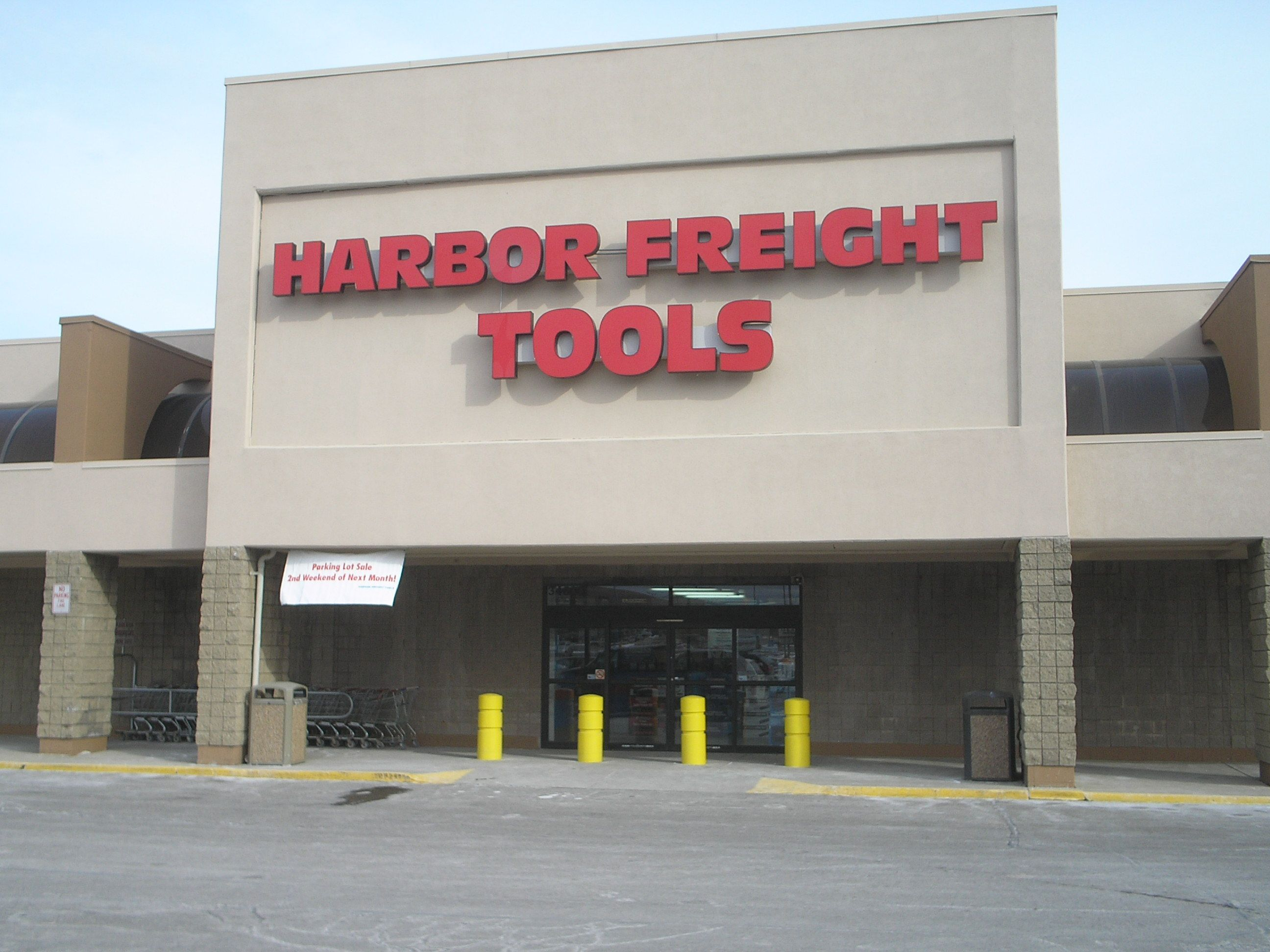 Harbor freight tools store 235 westland michigan