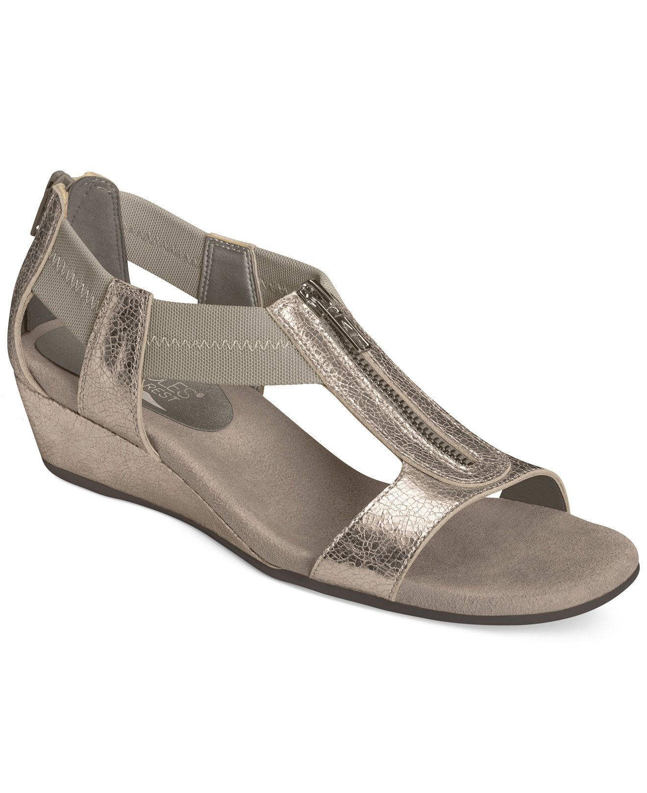 23f5d45ef2d6 Aerosoles Serenyeti Wedge Sandals - Shoes - We have these at out Mayfair  Store