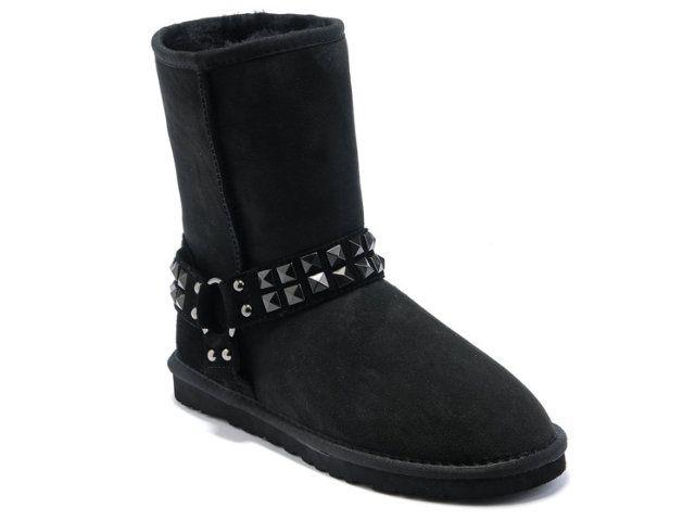 Ugg 9819 Sko Black Ugg 0090 Nok1 080 Billig Ugg Stovler Butikken I Norge With Images Uggs Boots Black Uggs
