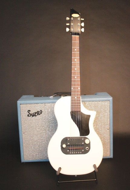 ab8cd7a5f2f1a9877a982ff5ea6a4875 50's supro ozark with supro 1624t amp the guitars that chicago
