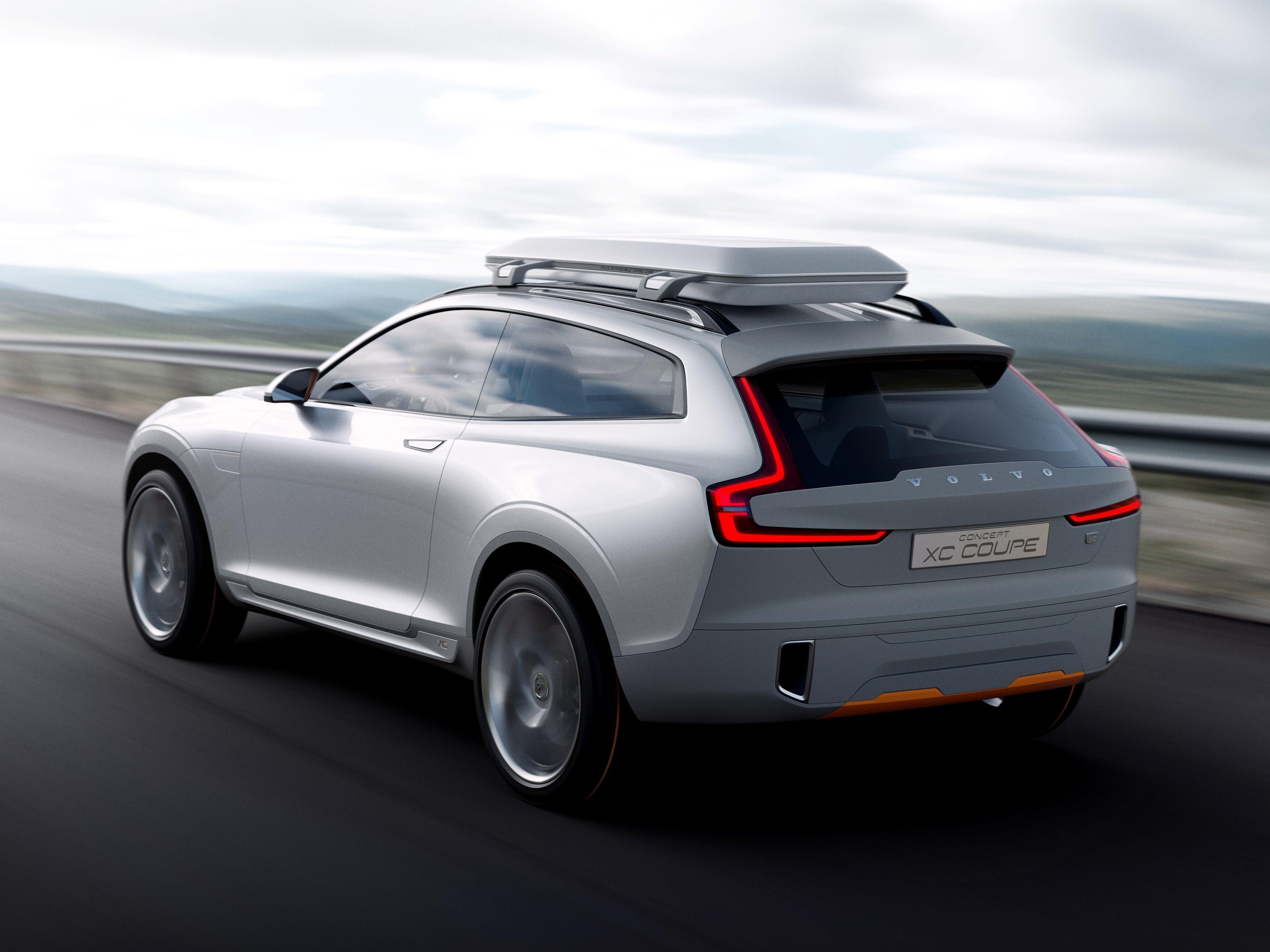 Volvo Concept Xc Coupe Automotive Volvo Xc Volvo Xc90