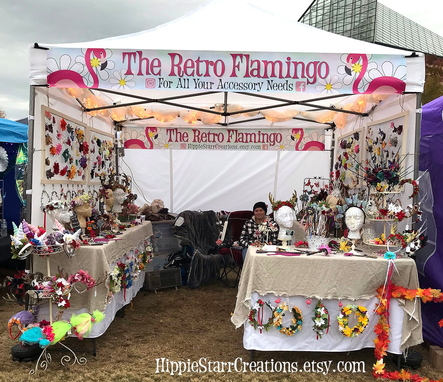 Craft Festival Booth Sign Banners In 2020 Craft Festival Booth Craft Booth Displays Custom Canopy