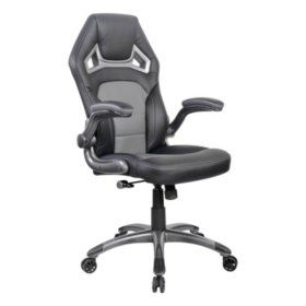 Samu0027s Club - WorkSmart Race Car Office Chair Black  sc 1 st  Pinterest & Samu0027s Club - WorkSmart Race Car Office Chair Black | Loft ...