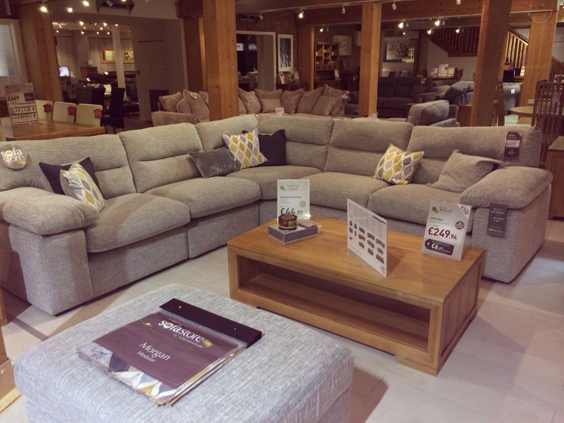 Sofa Store Morgan Modular