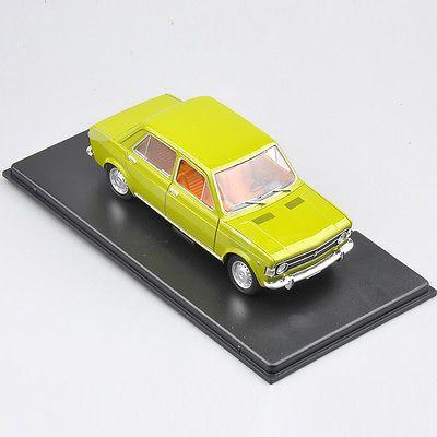 New LEO Models 1:24 FIAT 128 (1969) Retro Classic Car Model for Adult Collection https://t.co/Sl9kgtLZTZ https://t.co/rfNlW7275A