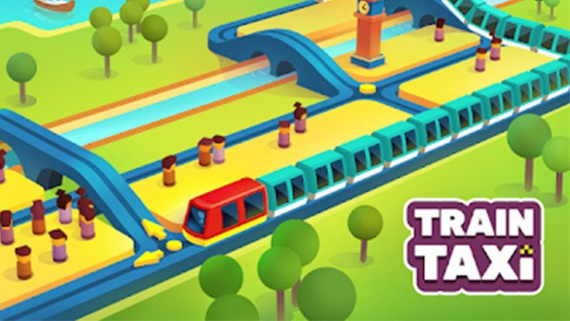 Download Train Taxi MOD APK 1.4.1 (Unlimited Coins) for