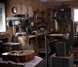 luthier shop lichty guitars in 2019 guitar shop guitar building workshop layout. Black Bedroom Furniture Sets. Home Design Ideas