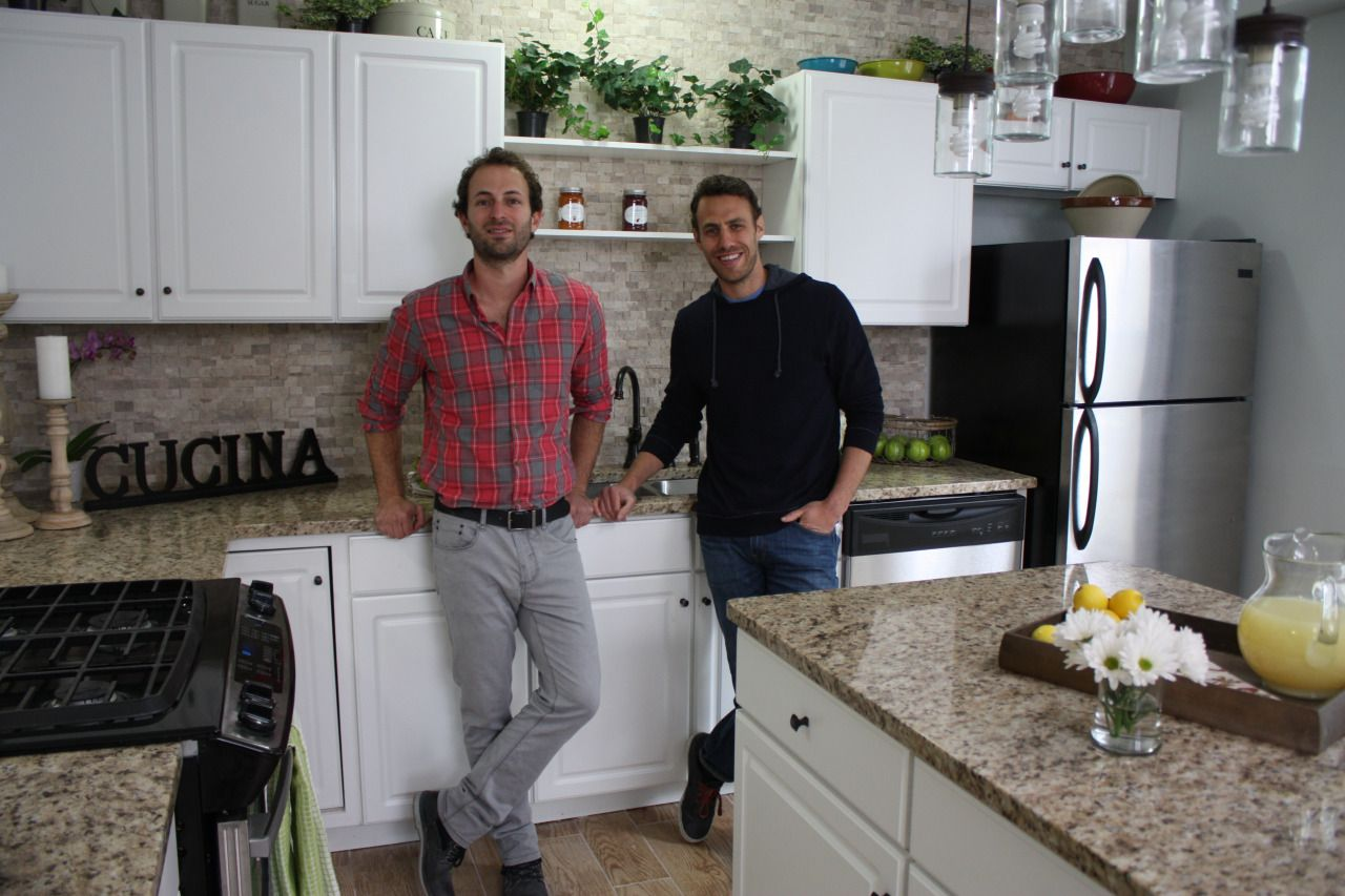 Drew Levin And Danny Perkins Are Back To Transform Old Houses Into