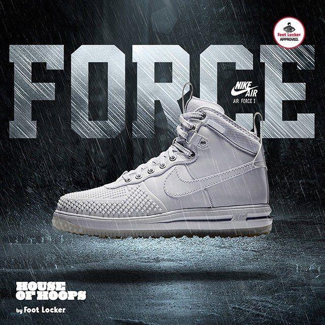 ❄️ The Triple White #Nike Lunar Force 1