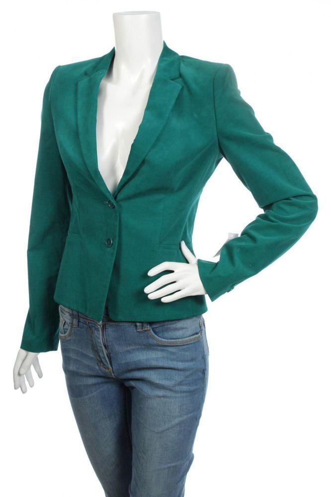 Hugo Boss Damen Green Jacken Women Blazer Jacket Size S L Blazer Jackets For Women Blazers For Women Trousers Women