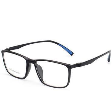 3bf1017aecb Oversized TR90 Summer Goggle Spectacle Frame Men Women Ultra Light Soft  Myopiaiehrb