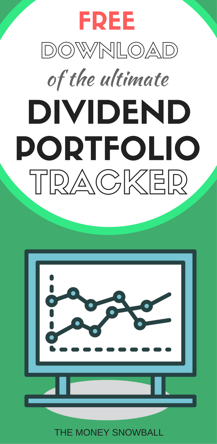 the ultimate dividend portfolio tracker unleashed best of the